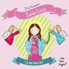 Santa Lucía :)