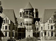 mansfield penitentiary haunted | Haunted Locations » Steel City Ghost Hunters - Paranormal ...