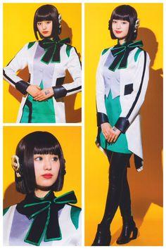 Ranger Armor, Zero One, Kamen Rider, Power Rangers, Alternative Fashion, Asian Girl, Marvel, Japan, Actors