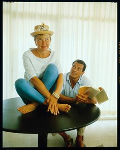 Doris Day and Rock Hudson . these two were SUCH a cute Hollywood couple (on screen) . Golden Age Of Hollywood, Vintage Hollywood, Hollywood Stars, Classic Hollywood, Hollywood Couples, Hollywood Party, Celebrity Couples, Piper Laurie, Donna Reed