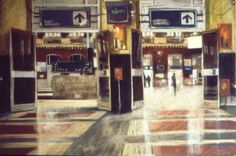 Antigua estación de Atocha. - Fernando Martín Muñoz -