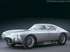 Maserati A6GCS Berlinetta