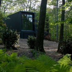 Container Studio, shipping container home