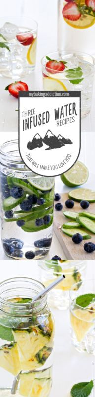 3 Infused Water Recipes That Will Make You Love H2O | eBay