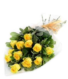 Send flowers and gifts to philippines - Yellow Roses