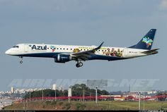 Embraer 195LR (ERJ-190-200LR) aircraft picture