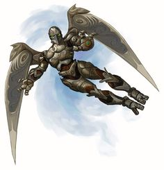 Winged Warforge