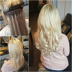 Easilocks hair extensions before, during and after Easilocks Hair Extensions, Wind In My Hair, Beautiful Long Hair, Wigs, Stylists, Hair Beauty, Long Hair Styles, Hair, Long Hairstyle