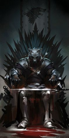 All hail the King in the North... - Imgur