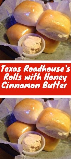 Texas Roadhouse's Rolls With Honey Cinnamon Butter Yeast Rolls, Good Food, Yummy Food, Honey And Cinnamon, Healthy Nutrition, Healthy Food, Nutrition Data, Nutrition Program, Proper Nutrition
