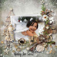 Digital Art :: Kits :: A christmas Story [Page kit] by butterflyDsign