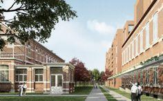voormalig Militair hospitaal (Groen kwartier) - Antwerpen