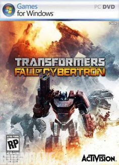 Transformers: Fall of Cybertron Free Full Version