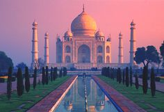 Would love to visit India