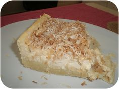 Annas Hexenkessel: Coconut-Cheesecake-Bars