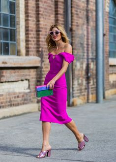 Buy the Statement Shoes, Then Build Your Whole Outfit Around Them
