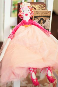 Handmade Ragdoll Princess OOAK Cloth Doll by EagleAndPhoenixGoods on Etsy