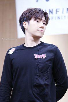 160925 #인피니트 Sunggyu - 'INFINITE Only' Yeongdeungpo Fansign