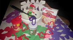 Lets make cookies!!! Elf on shelf