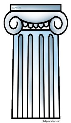 Greek Columns - Ancient Greece for Kids