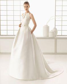 Свадебные платья 2016: модные тренды фото 6