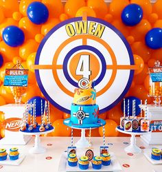 Often times kids' birthday party themes revolve around the birthday girl or boy's favorite character or animal. That's why I
