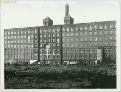 A mill in Stockport