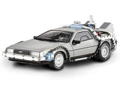 DeLorean from BTTF Series