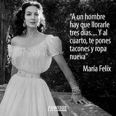 María Felix Frases