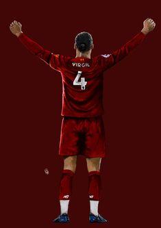 Lfc Wallpaper, Liverpool Fc Wallpaper, Liverpool Wallpapers, Liverpool Fans, Liverpool Football Club, Van Djik, Football Gif, Football Videos, This Is Anfield