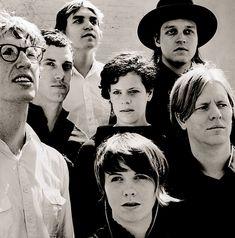 Arcade Fire by Anton Corbijn #AntonCorbijn #photography