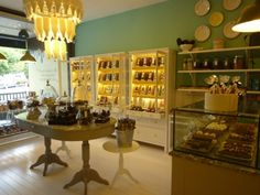 Casa Grande Chocolatier @ Rua 1º de Maio, 146 – Matosinhos