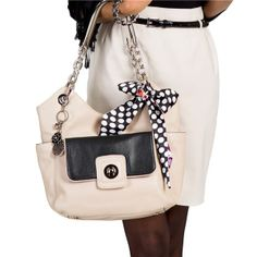 Leather Carly Look. See more beautiful purses and accessories on my website at www.eyecandy.graceadele.us