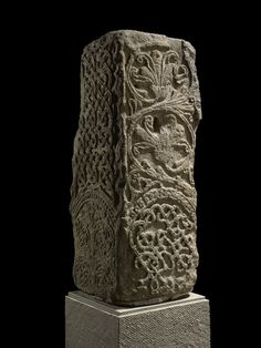 View high resolution    Monumental Cross    Anglo Saxon, 10th century    The British Museum
