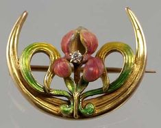 Art Nouveau Jewelry and Arts and Crafts Fine Antique Jewelry from ...