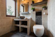 観葉植物×トイレ