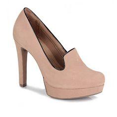Sapato Feminino Ramarim 12-23205 - Nude