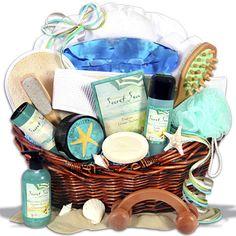 #BSISpringCarnival Premium Spa Gift Basket