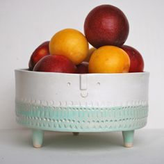 atelierstella:  Atelier Stella - Fruit bowl.