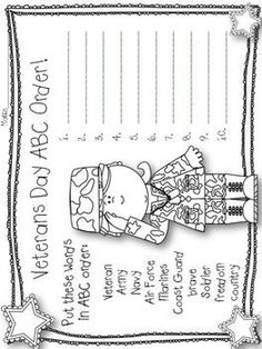Make a thank you card. Here's a card template for children