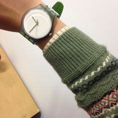 ROUGH GREEN http://swat.ch/1iJigUV  #Swatch