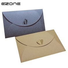 EZONE 5PCS/Set Paper CD Envelope Peach Heart Single Piece Loaded Western Style Retro Style Package Photo Storage Gift Package Sale Only For US $2.30 on the link Window Envelopes, Paper Envelopes, Heart Envelope, Gift Envelope, Photo Storage, Office And School Supplies, Single Piece, Western Style