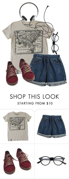 """""""Untitled #110"""" by beccayasha on Polyvore featuring Chicnova Fashion and Vans"""