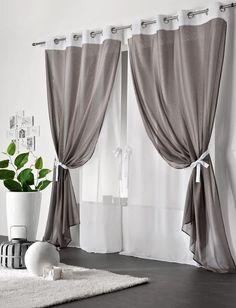 Tapis ++++ Rideaux on Pinterest  Curtain Length, Valances ...