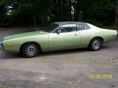 1973 dodge charger | 1973 dodge charger se 400 2 barrel original engine car