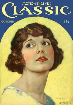ARTEFACTS - antique images: Motion Picture Classic Magazine — FREE printable a...