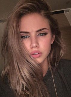 Find images and videos about girl, beautiful and hair on We Heart It - the app to get lost in what you love. Hazel Colored Eyes, Scarlett Leithold, Scarlett Rose, Instagram Queen, Bad Gal, Hair Images, Teen Models, Free Clothes, Mother And Father