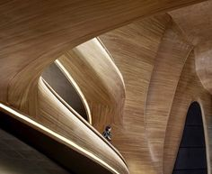 Harbin Opera House, Haerbin, 2015 - MAD architects