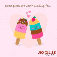 If feeling would be an icecream ! #GoodMorning #feelingunlimited