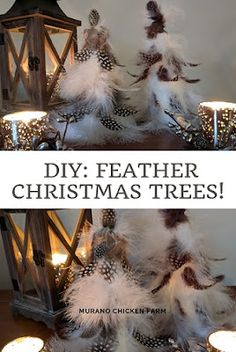 Christmas Tree Decorations, Christmas Crafts, Christmas Trees, Christmas Centerpieces, Plaid Christmas, Christmas Ornaments, Things To Make With Chicken, Cute Chickens, Backyard Chickens